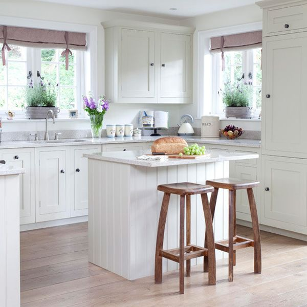23 Best Cottage Kitchen Decorating Ideas And Designs For 2019: 20 Charming Cottage-style Kitchen Decors