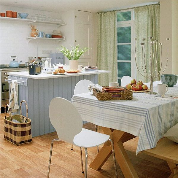 Light Blue Kitchen Ideas