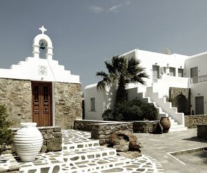 The chic San Giorgio Mykonos retreat