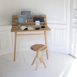 Marvelous Hybrid Workspace And Console Table By Margaux Keller Design Inspirations