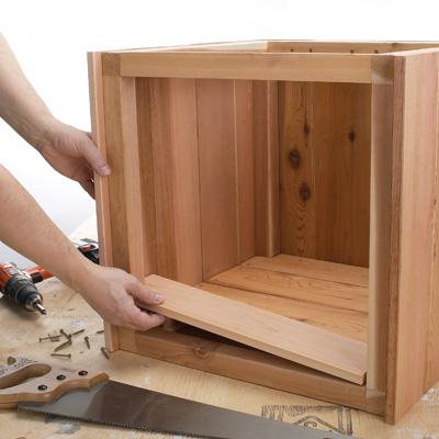 Superb Diy A Planter Storage Box4