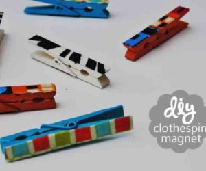 Top 12 DIY Clothespins