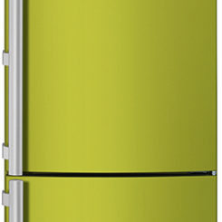 Electrolux Green Color Fridge Freezer Pictures Gallery