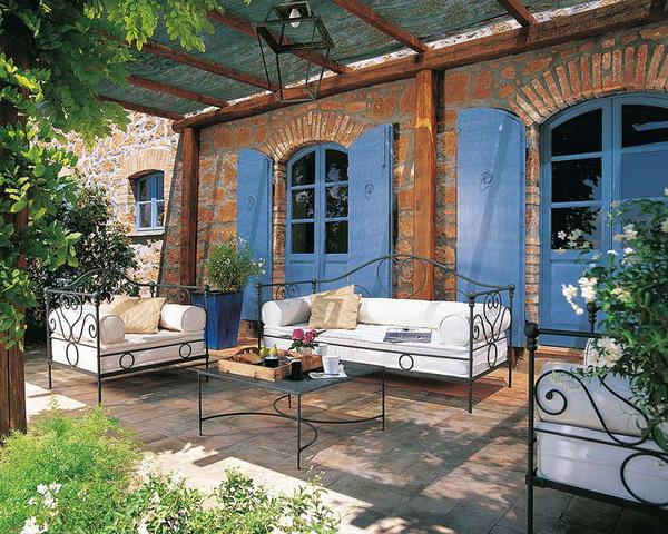 Inspiring d cor ideas for the entrance - Restaurar paredes viejas ...