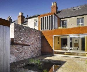 Extension and remodel of a Dublin residence by Donaghy & Dimond Architects