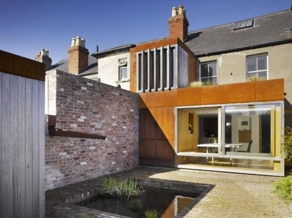 Extension And Remodel Of A Dublin Residence By Donaghy U0026 Dimond Architects