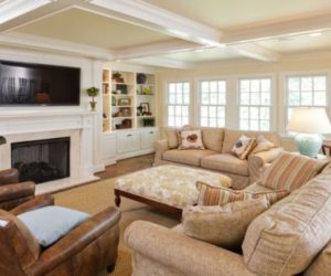 How to Design the Perfect Family Room