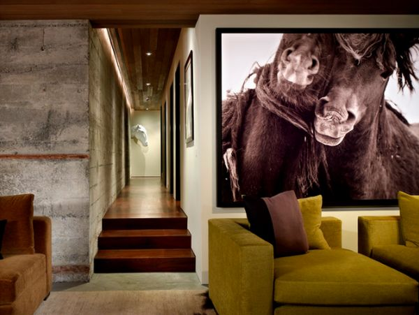 Large, Contemporary Art For Your Home Pictures