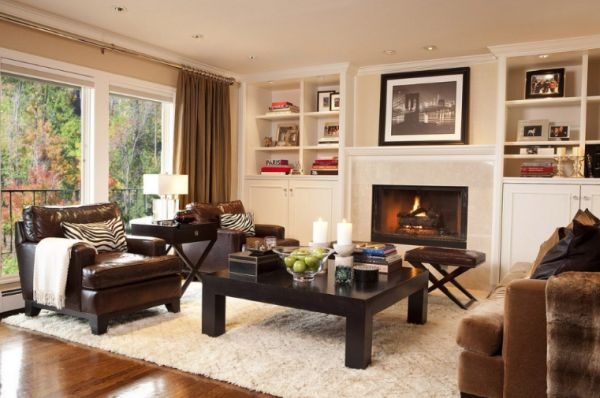 View In Gallery. Designing The Family Room ... Great Pictures