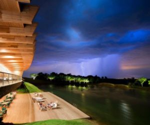 The Wood Finishes Fasano Boa Vista Hotel