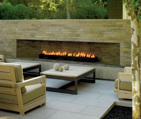 It's All About The Modern Patio