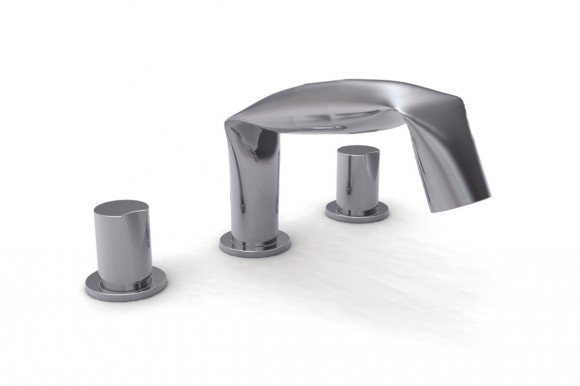 Fold Faucet – a unique visual effect by Lorenzo Damiani