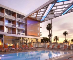 Shore Hotel:The first LEED Gold hotel in Santa Monica