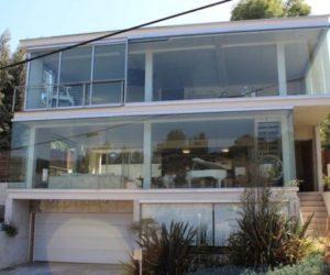 Interior Designer Alexis Hadjopulos' Glass House
