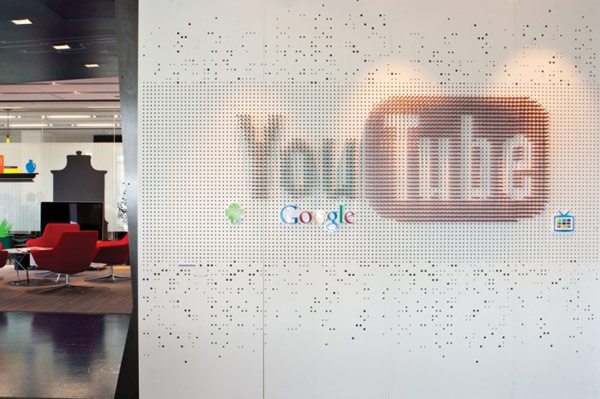 The new google you tube office in los angeles for Youtube oficinas centrales