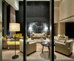 First luxury apartment building fully decorated by Hermes