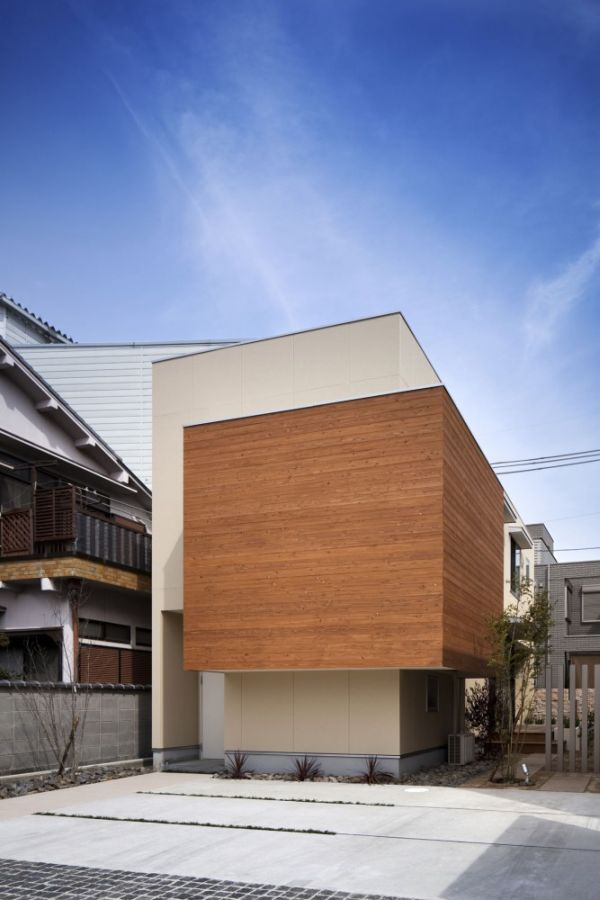 Contemporary Family Residence In Japan By Naoko Horibe