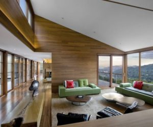 Kentfield residence with spectacular views