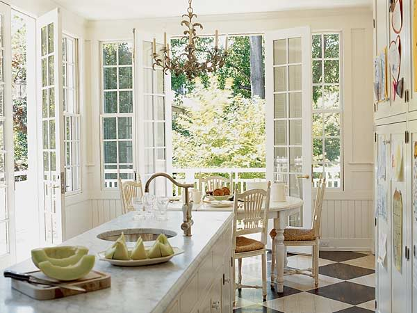 Decorating your french doors a bit of help for French window design