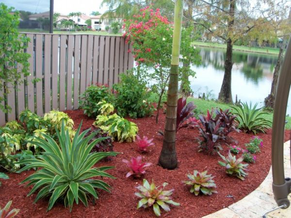 If You Have A Small Backyard There Is No Problem In Getting The Same Exotic Area Fountain Stone Path And Some Tropical Plants Will Be Enough