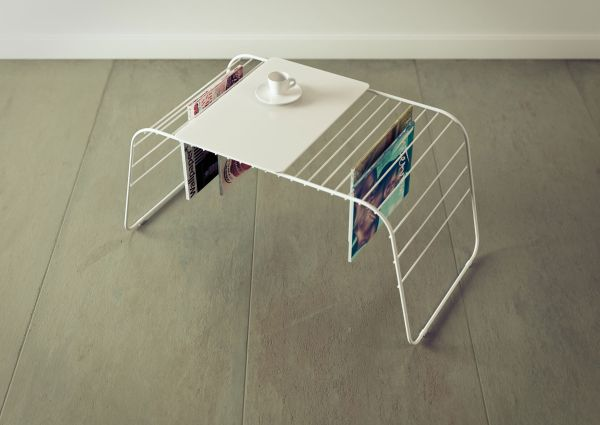 The multifunctional Marc coffee table