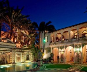 Expensive Casa Casuarina in Miami Beach