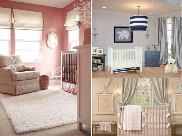 High Quality ... And Tricks To Decorate Soothing, Monochromatic Nurseries. 1.  Accessorize Right. View In Gallery Pictures Gallery