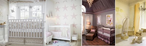 Superior ... And Soothing, Monochromatic Nurseries! View In Gallery Good Looking