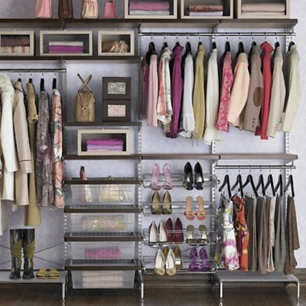Beautiful Ideas To Organize Your Closet Part - 6: View In Gallery