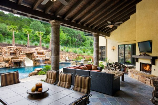 Outside Living Space tips for creating the perfect outdoor living space