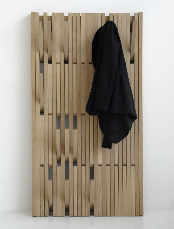 The piano hanger by patrick seha - Ikea porte manteau mural ...