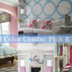 Bold Color Combo: Pink U0026 Teal Great Pictures