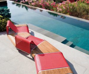 Stylish Ego Paris Lounge Pool Furniture