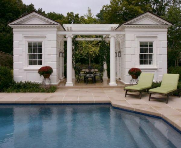 7 Stunning Pool Houses