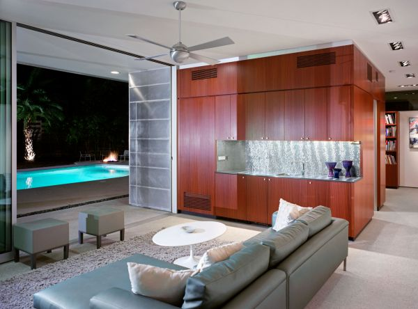 Attractive View In Gallery. This Stunning Pool House ...
