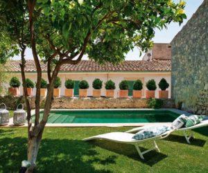 Stylish Majorcan retreat with a beautiful backyard