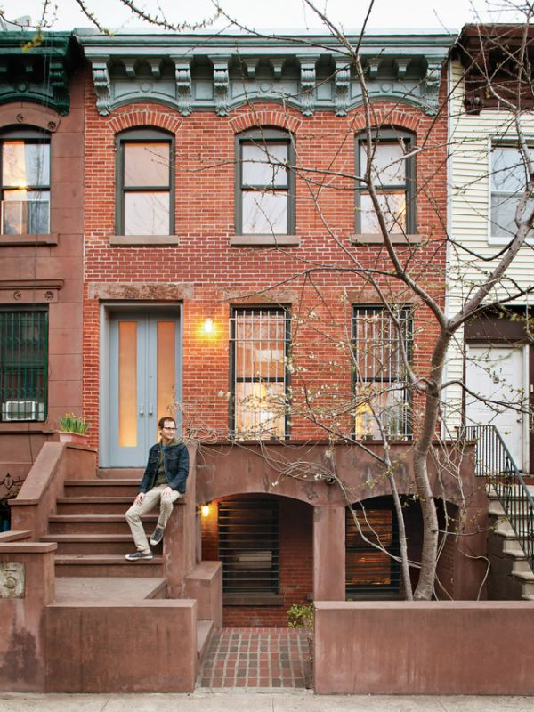 Abandoned House In Brooklyn Beautifully Renovated With A