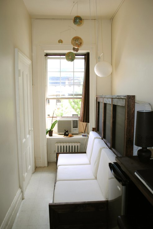 Top 10 tiniest apartments and their cleverly organized for 100 square feet room size