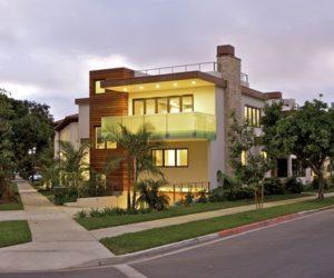 Modern single-family in Coronado by Christian Rice