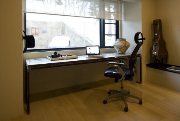 Exceptional View In Gallery. Steel Furniture Makes Your Office Look ... Amazing Ideas