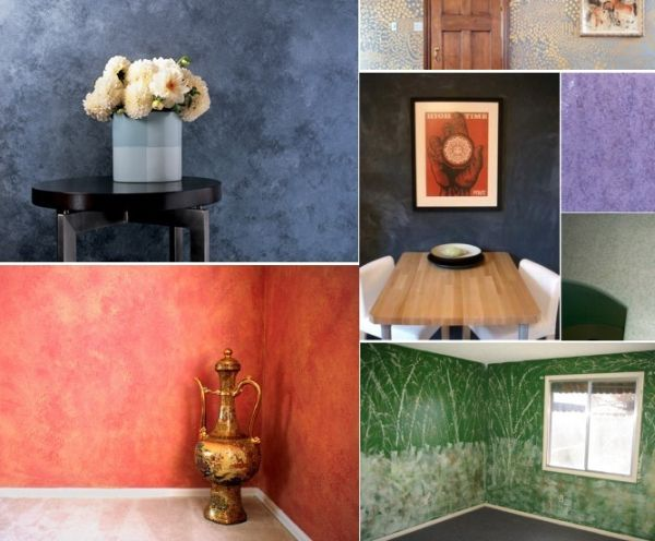 5 Fun Ideas For Sponge Painting Walls