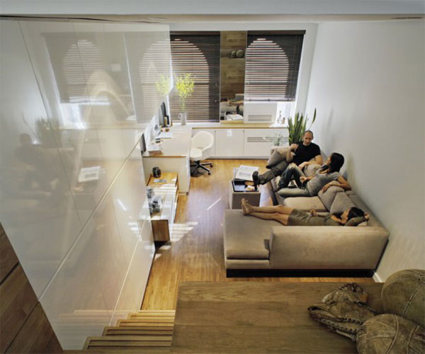 Best Studio Apartment top 10 tiniest apartments and their cleverly organized interiors