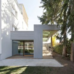 Superior An Extension To Villa Dular By OFIS
