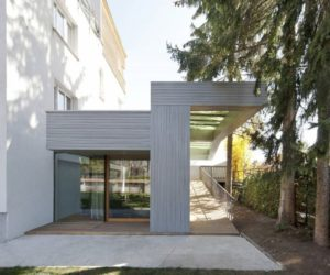 An extension to Villa Dular by OFIS
