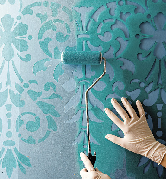 Painting Patterns At Home 10 Outstanding Ideas
