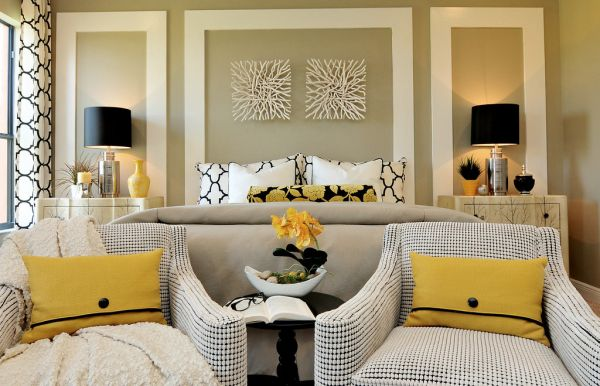 Haute Color Combo: Yellow & Black