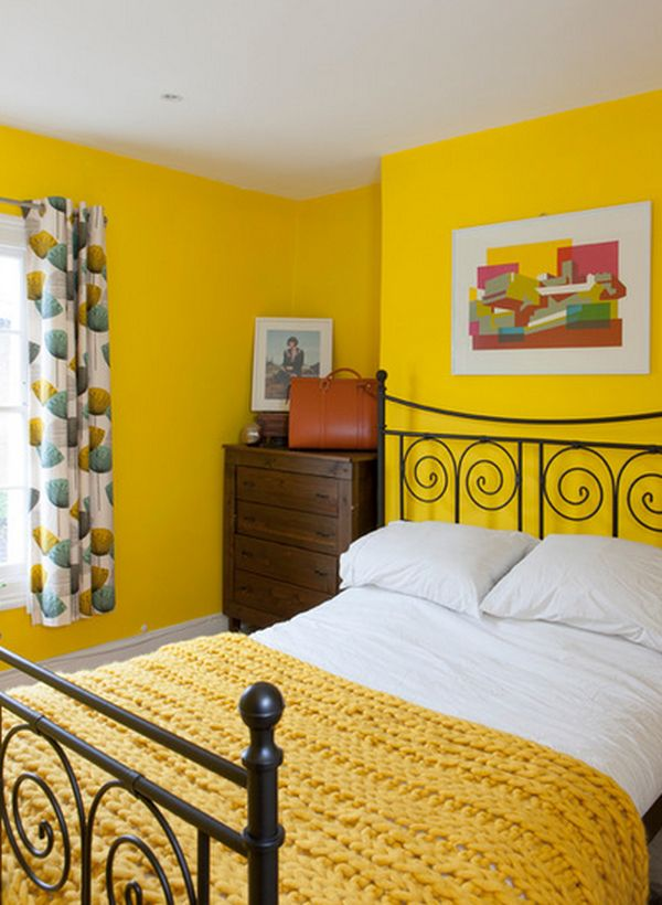 Design Tips: Working With Bold Colors