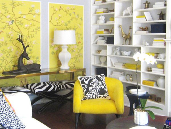 Haute Color Combo: Yellow & Black