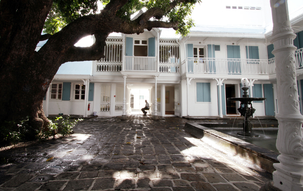 Restoration Of An 18th Century Colonial House