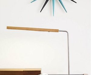 Blow Up Wall Clock From Alessi · Nelson Sunburst Clock